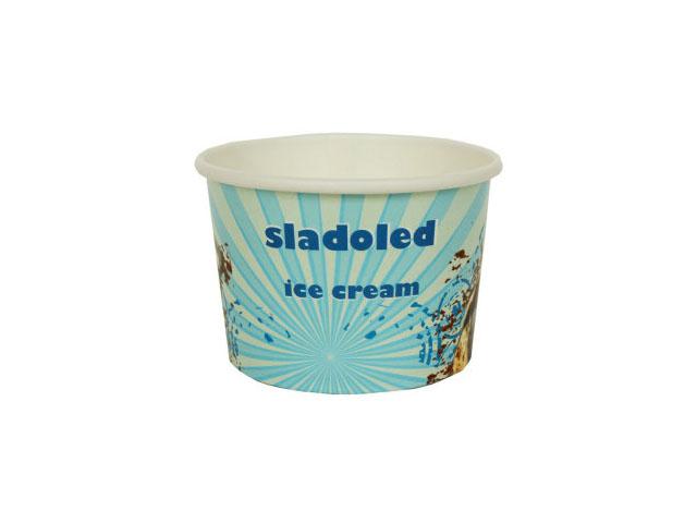 Papirnata čaša za sladoled