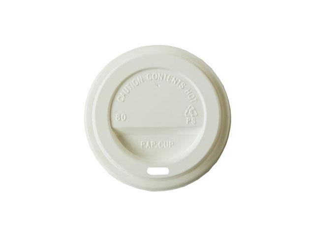 Plastični poklopac za kavu za van