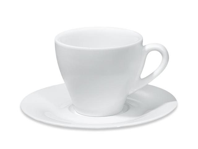 Šalica za kavu i čaj porculanska